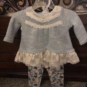0-6 months baby girl cloths